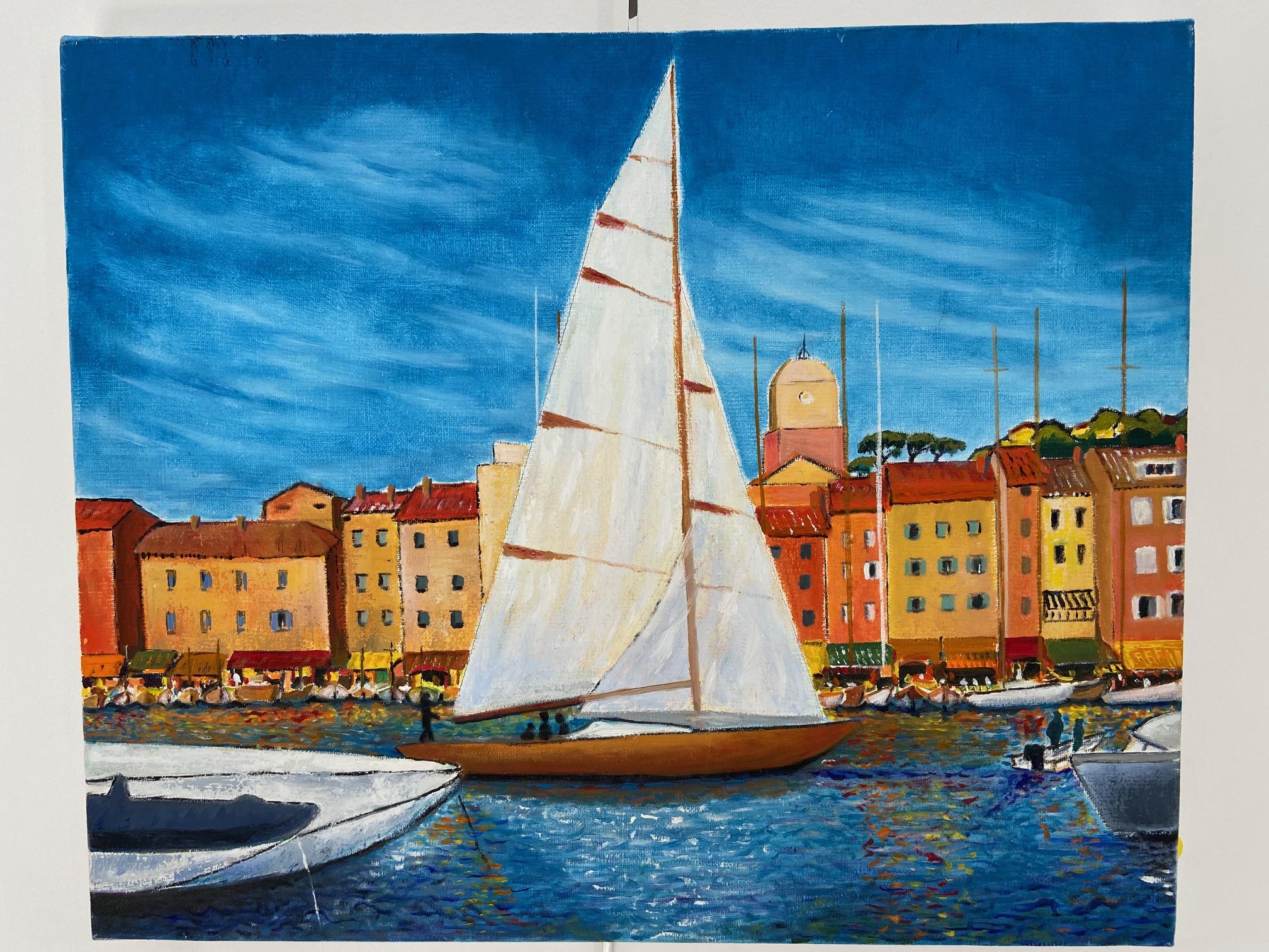 6. Robert Hjelt, St Tropez