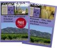 Provence – Vita, röda och även roséviner